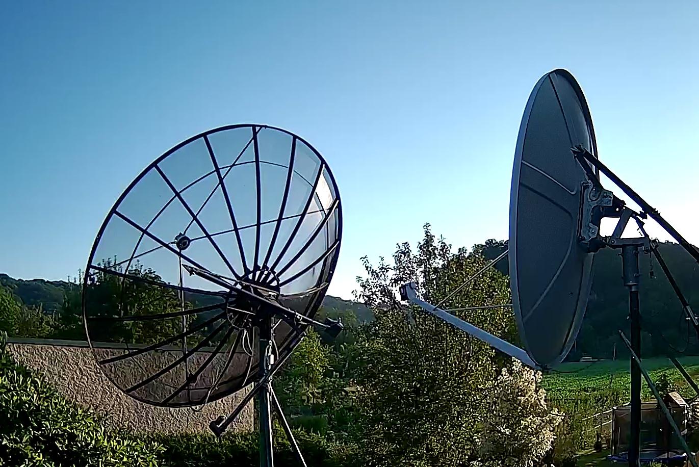 Satellitenempfang Nrw